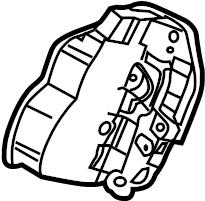 Bmw 330i Gt Xdrive Lock Motor Door Actuator Includes