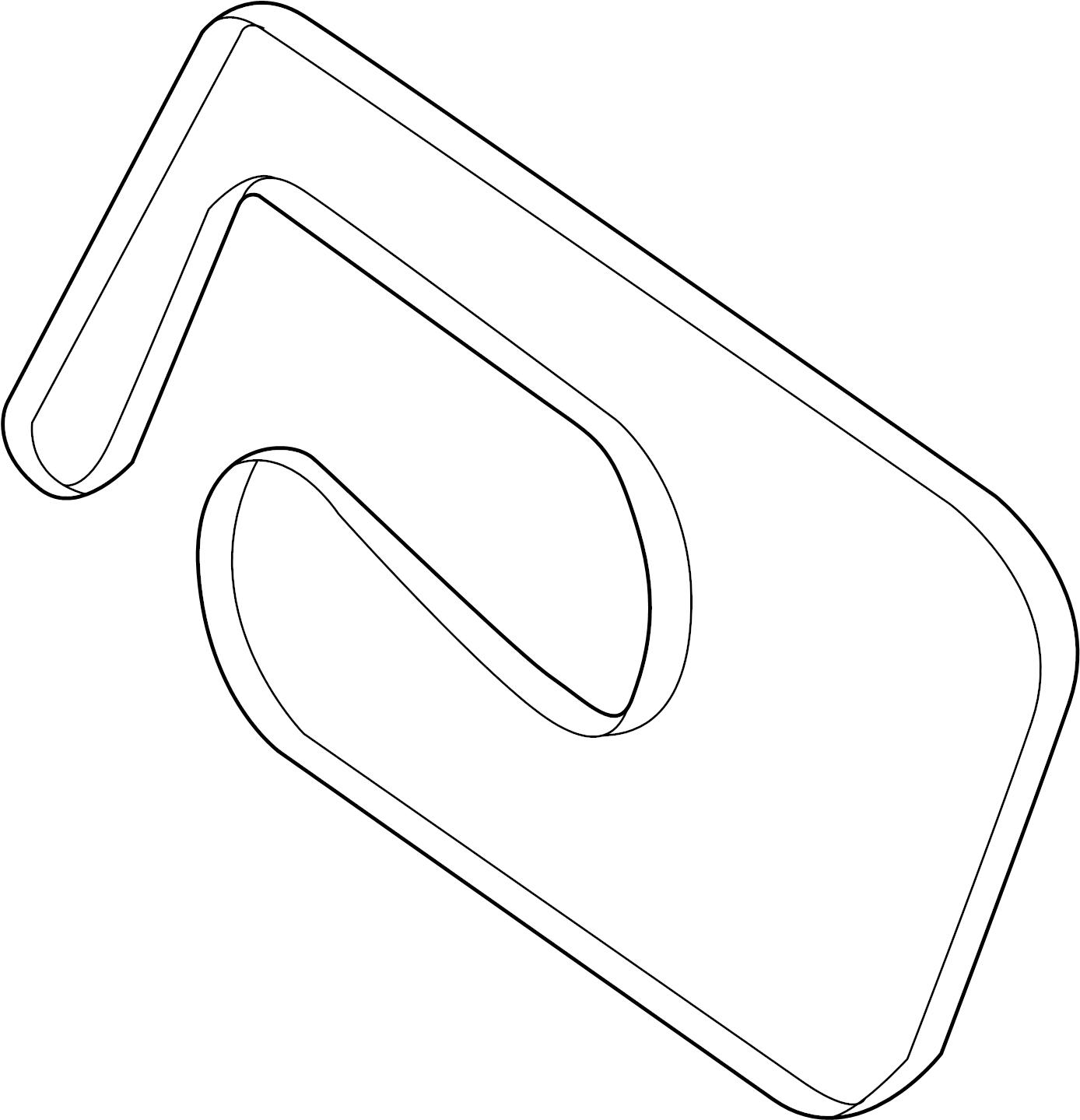 2011 mercedes-benz s550 serpentine belt  v