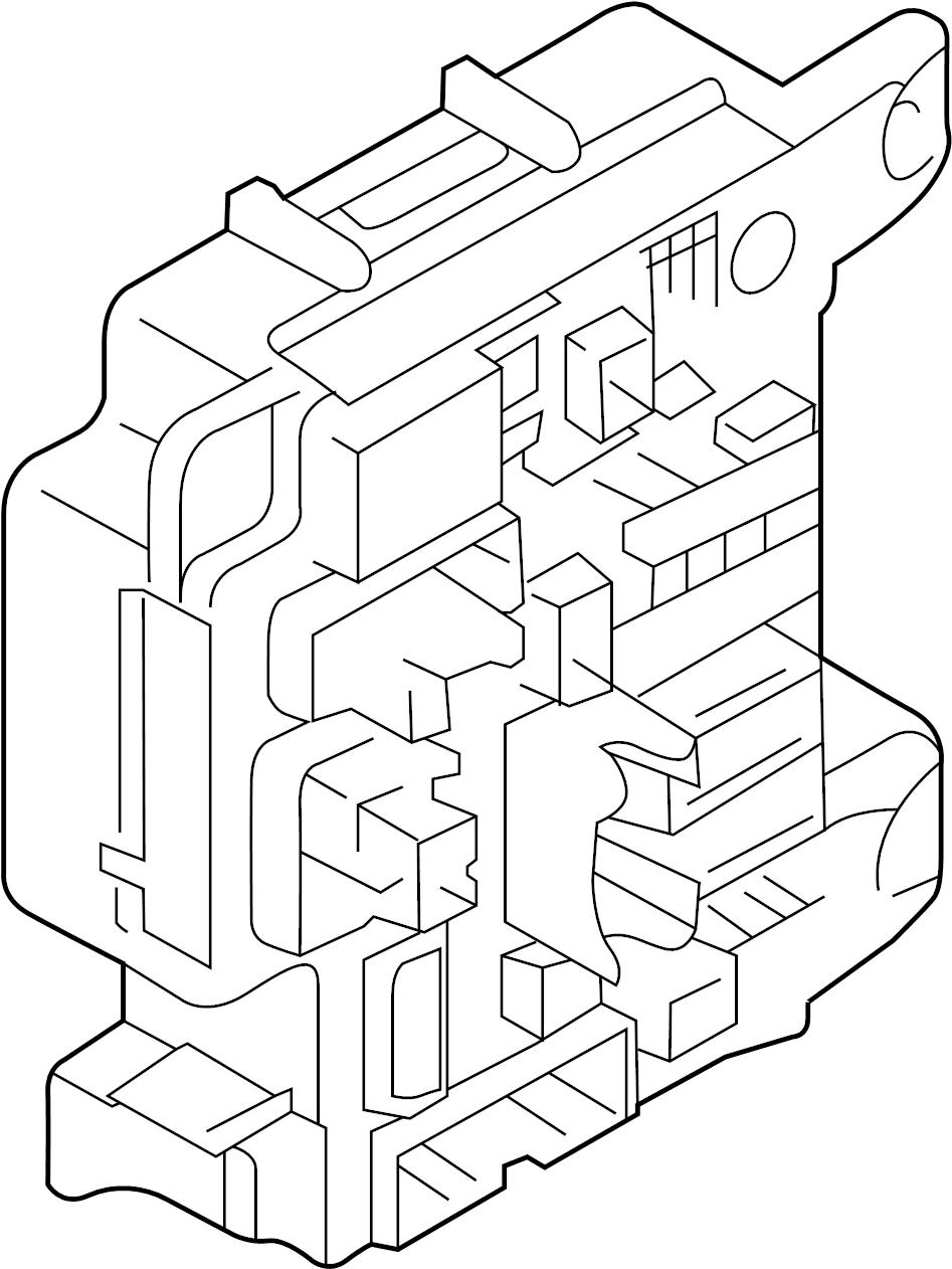 2013 mitsubishi lancer fuse and relay center  fuse box