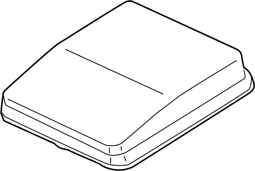 mitsubishi outlander battery terminal protector  fuse box