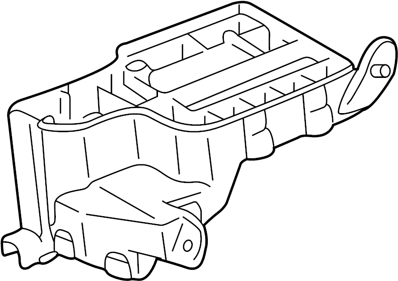 toyota sienna block assembly  driver s  block  junction