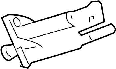 Canister Purge Valve Pontiac