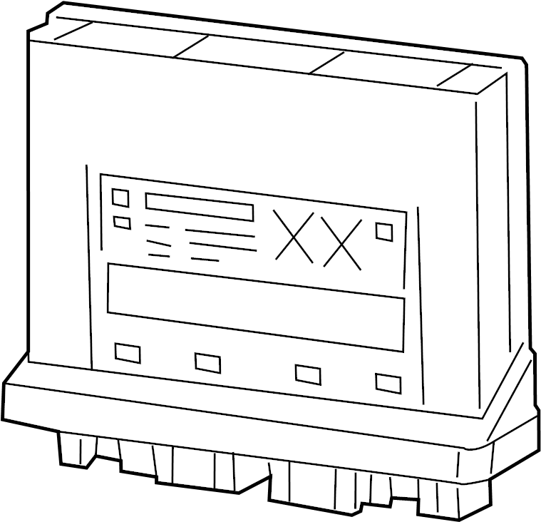 84 Corvette Fuse Box Diagram
