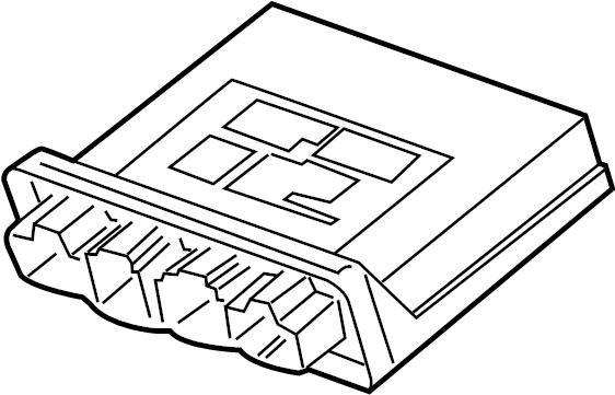 chevrolet impala control module  volt  entry  start