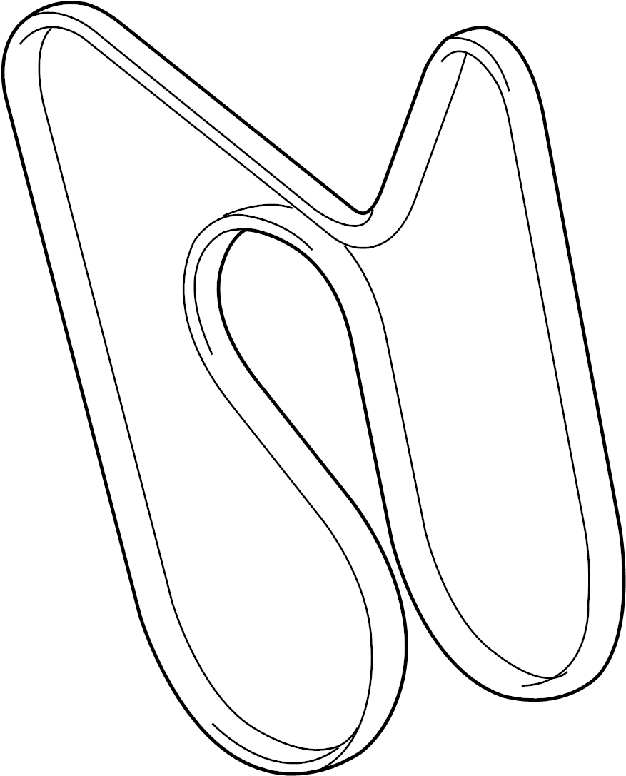 2003 gmc savana 2500 belt  drive belt  serpentine belt