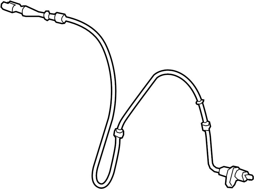 2008 cadillac srx abs wheel speed sensor wiring harness. Black Bedroom Furniture Sets. Home Design Ideas
